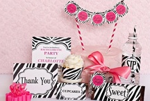 Birthday party ideas / by Michelle Sneed