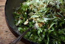 salads. / by Dani S.