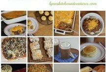 Gluten Free Menu Plans and Recipes / by Lynn's Kitchen