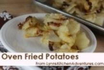 Potato Side Dishes and Meals  / by Lynn's Kitchen
