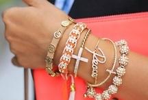 a r m • c h a r m / bracelet styling....