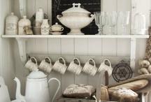 k i t c h e n • d e c o r / Kitchen decor I adore.....