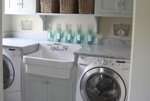 For the Home-Laundry Room / by Katy Kelch