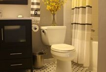 For the Home-Bathroom Ideas / by Katy Kelch