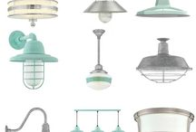 For the home-Lighting / by Katy Kelch
