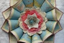 scrap paper crafts