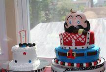 • JJ's 1st birthday • / Inspo for our Little Man's 1st Birthday!!!!