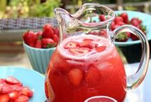 FOODS: All Recipes Flavored Waters / by Carolyn Hyatt