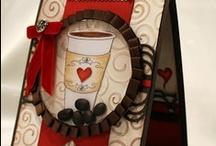 Coffee & Tea Cup Cards / by RichardAdriana Romero