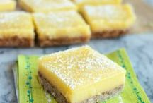 Food: Bars and Squares