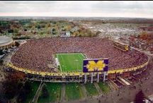 U OF M Football and Tailgating / University of Michigan Football and Tailgating recipes and drinks