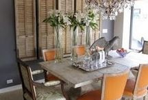 inside places / home decor and diy ideas for interiors / by Jennifer Cooley