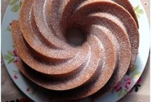 Never Board of Bundt / An delicious mix of Bundt cake creations...  Please add your own bundts!