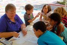 Summer Art Camps at Spanish Village Art Center