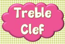 Treble Clef Activities
