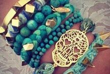 - jewelry + accessories - / The Finishing Touches... / by Payge Taylor