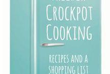 Crockpot Meals / by Jessica Thurston
