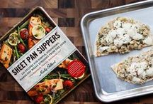 Sheet Pan Suppers / Make it on a sheet pan! Recipes from Molly Gilbert's SHEET PAN SUPPERS and inspiration from sheet pan cooks around the world.  http://dunkandcrumble.com/book/