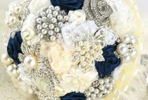 Bouquet ideas / Tina wedding flowers  / by Katherine Benak