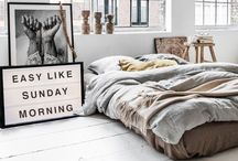 Decor // Bedrooms