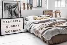 Decor // Bedrooms