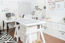 Decor // Craft Room