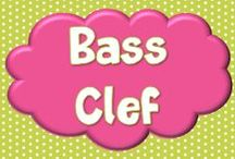 Bass Clef Activities