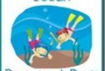 Teach: Oceans / Ocean enrichment for K-2