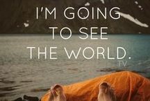 Bucket list / Places to see and things to do...someday.