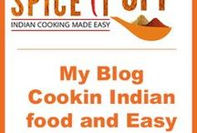 My Blog Posts - Cooking Indian food and Easy Indian recipes / A collection of posts from my blog www.spiceitupp.com. Useful #cooking tips,  techniques, and method of cooking Indian food. Learn how to cook with Indian spices and make fuss-free Indian dishes. A blog dedicated to Indian cuisine and make Indian cooking easy.