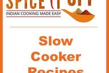 Slow cooker recipes / A collection of slow cooker soups, stews, curries and even bakes. Slow cooker recipes are practical, tasty and super easy to make.
