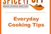 Cooking tips / Handy cooking tips and time saving kitchen ideas