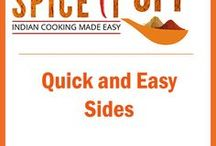 Quick and Easy Sides