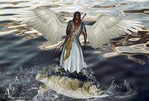 Archangels & their messages / ...my spiritual heART   :~} Valz ♥