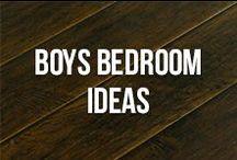 Boys Bedroom / A unique themed boys room~ All things boys love!
