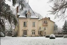 French Country / All things Chateau and chic  In the french country..