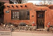 New Mexico, Gotta Go / I love the richness and unique history of New Mexico.  The people who have called it home have left a rich heritage in a state that is beautiful in so many ways. / by Janie Qualls