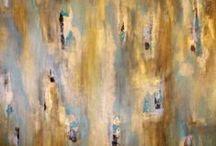 my work / Lori Dorn art / My original artwork  - acrylic on canvas - Lori Dorn