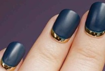 Nail Mail / I love the creative nails possible today. They is no limit to the designs and colors. / by Janie Qualls