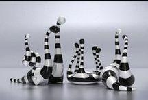 Sculptures-::-Sculptural / sculptures of all kinds