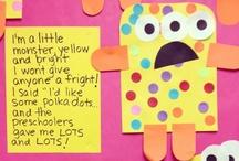 preschool bulletin boards