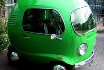 Vehicles i love / by Claudia Ehli