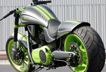 Motorcycles,... / by nezig