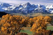 Mighty Montana / I love the rugged beauty of Montana.  / by Janie Qualls