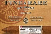 Alec Bradley Cigars / The Alec Bradley Cigar Company's goal is to give the cigar lover an absolutely unforgettable cigar smoking experience. Since their founding in 1996, the Alec Bradley Cigar Company has set the bar high and distinguished itself as a truly world class boutique cigar manufacturer. The Alec Bradley Cigar brand is known for quality and accessibility, with a range of top ratings from the cigar press and an ever growing crowd of loyal customers. (38) / by Absolute Cigars