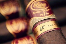 Padron Cigars / Padron cigars are premium handmade long filler cigars which are cured, aged and blended with vintage leaves of sun-grown select tobaccos.  The Padron mission is to produce exceptional quality cigar products, and is never focussed on quantity produced.  Padron cigars are consistently among the highest rated cigars.  Their aroma, taste and consistency  are guaranteed by the traditional Cuban cigar making process which Padron sets as it's standard. / by Absolute Cigars