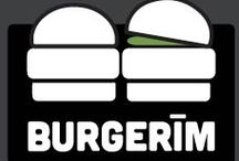 Burgerim / Just as Burgerim was driven to make anything but a boring burger, U2R1 was inspired to create an exciting brand identity that launched them into the North American market. As a result starting a burger revolution.