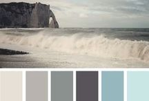 C O L O R palettes / to inspire and admire