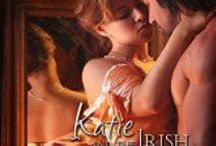 Katie and the Irish Texan, Texas Code Series, The McTiernans / Historical Novella by Carra Copelin, set in 1873 Dallas, Texas and North Central Texas.