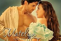 Matelyn and the Texas Ranger / The second in the series, Brides of Texas Code, Matelyn and the Texas Ranger tells the story of Matelyn O'Donnell and Ian Benning. It is set is the Fall of 1875.